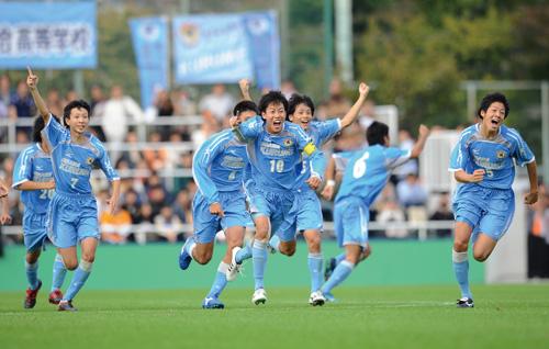 東 久留米 総合 高校 サッカー 部